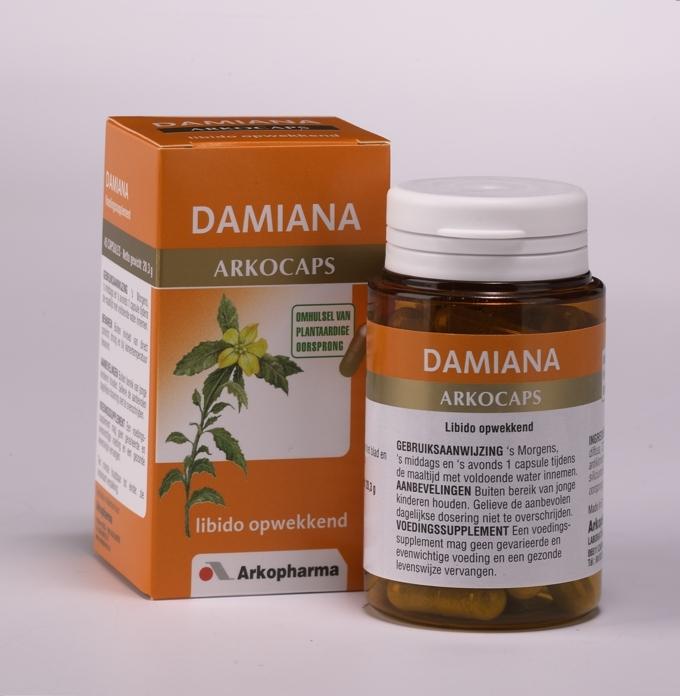 Arkocaps Damiana