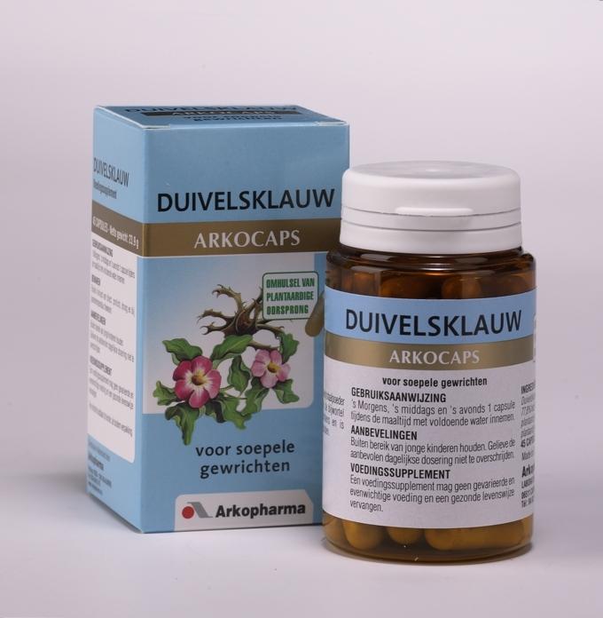 Arkocaps Duivelsklauw
