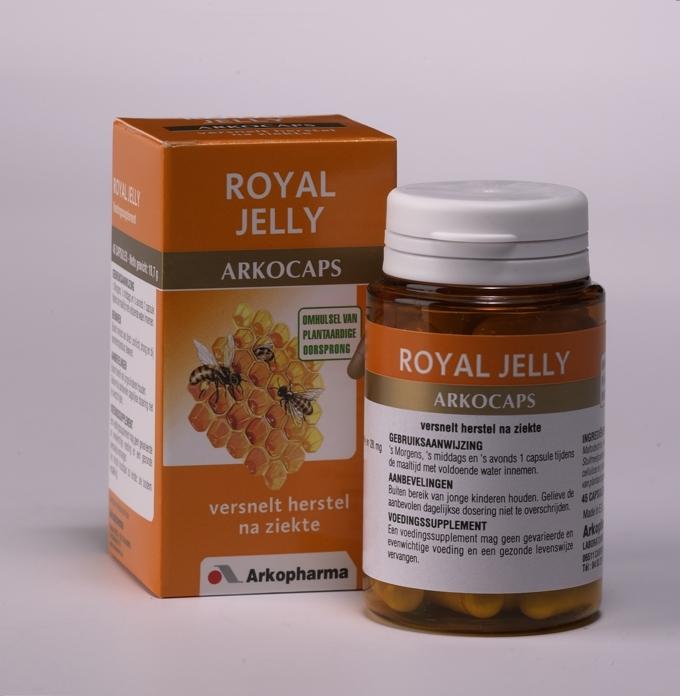 Arkocaps Royal jelly