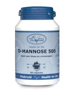 Vitakruid D-mannose 500