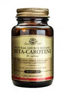 Solgar Beta-Carotene 7 mg softgels