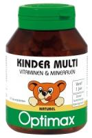 Optimax Kinder Multi Vitaminen naturel