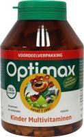Optimax Kinder multivit naturel