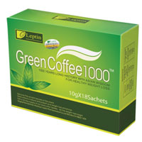 Green Coffee Green Coffee 1000 Leptin
