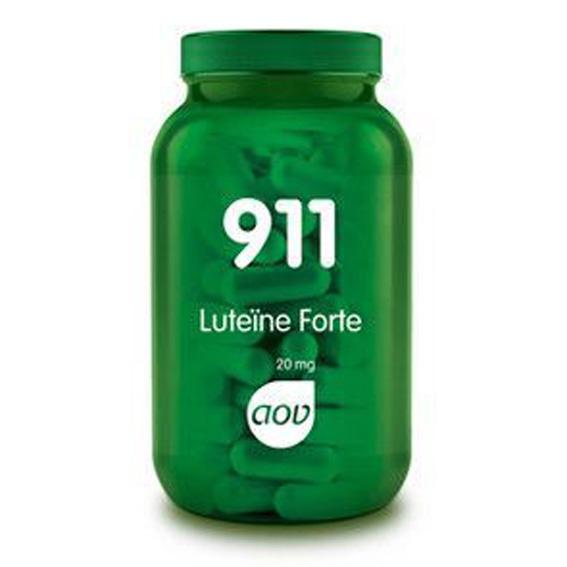 AOV 911 Luteine  Forte ( 20 mg)