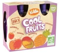 Kalibio Cool fruit appel banaan/appel mango ananas