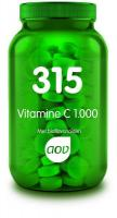 AOV 315 Vitamine C 1000 mg 60 tabletten