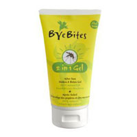 Byebites 2 in1 gel after sun steken bye bites