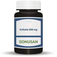 Bonusan Krillolie 500mg