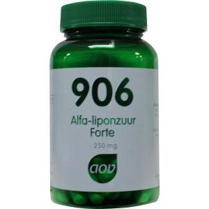 AOV 906 Alfa-liponzuur Forte