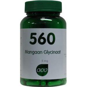 AOV 560  Mangaan Glycinaat