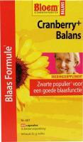 Bloem Cranberry+Balans