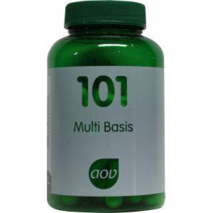 AOV 101  Multi basis 60 capsules