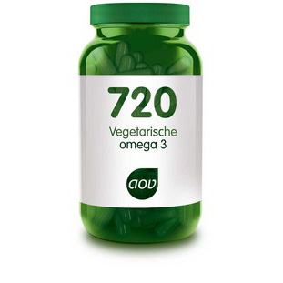 AOV 720 Vegetarische omega 3