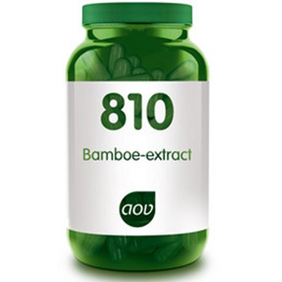 810 Bamboe extract