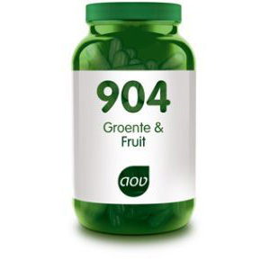AOV 904 Groente en fruit