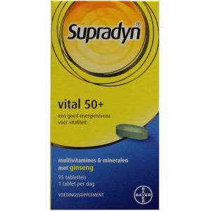 Supradyn Vital 50+