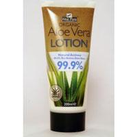 Aloe Pura Organic aloe vera lotion