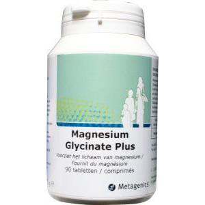 Metagenics Magnesium Glycinate plus