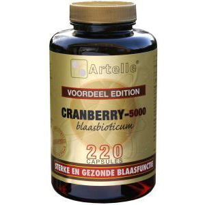 Artelle Cranberry 5000mg.