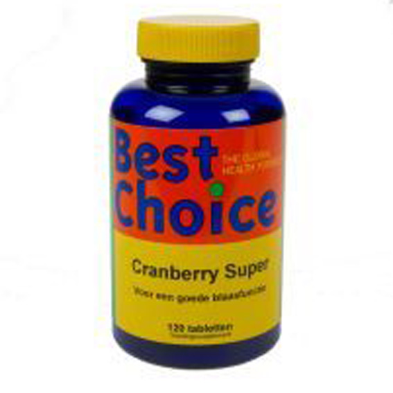 Best Choice Cranberry super