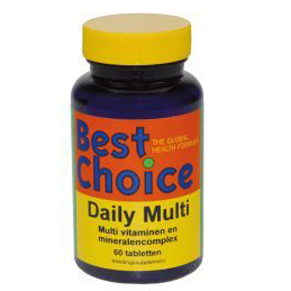 Best Choice Daily multi vit. min.