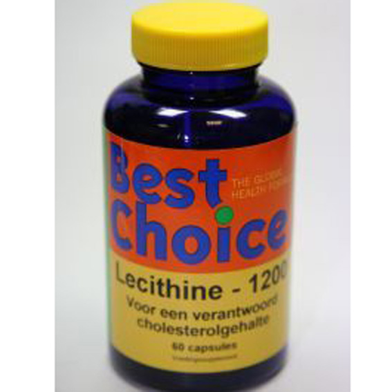 Best Choice Lecithine 1200  mg.