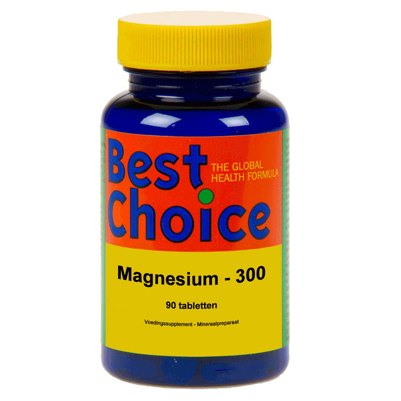 Best Choice Magnesium 300