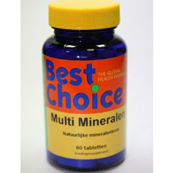 Best Choice Multi mineralen complex