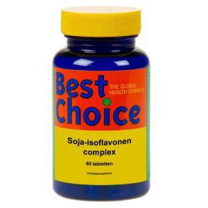 Best Choice Soja isoflavonen complex