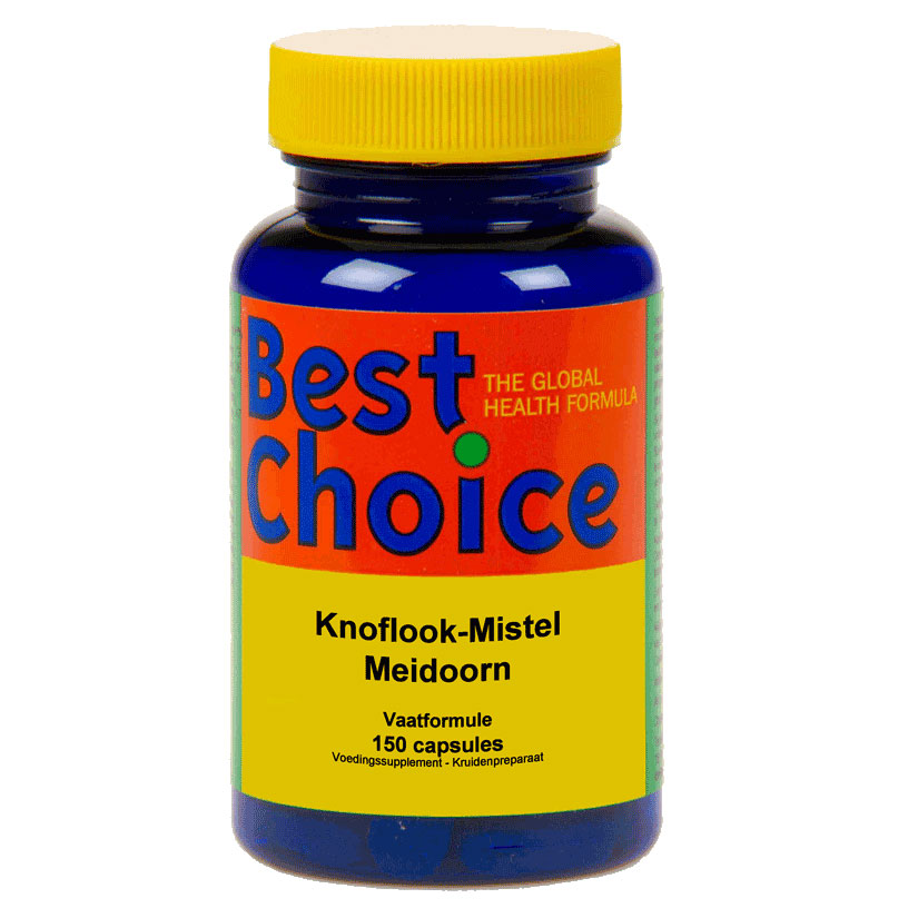 Best Choice Vaatformule knoflook