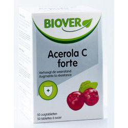 Biover Acerola C forte 500 mg.