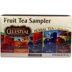 Celestial Seasonings Fruit sampler herb tea