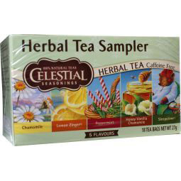 Celestial Seasonings Herbal sampler tea