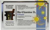 Pharma Nord Bio Vitamine D3 25 mcg. 1000 ie