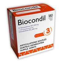 Trenker Biocondil zakjes chondroitine glucosamine vitamine C