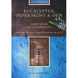 Chi Eucalyptus, pepermunt en den. Boek.