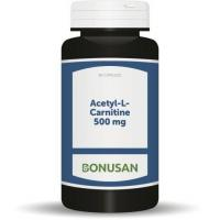 Bonusan Acetyl L-Carnitine 500