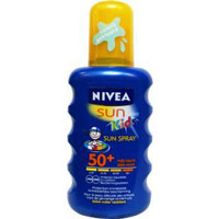 Nivea Sun children spray  BF50+
