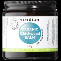 Viridian Organic chickweed balm