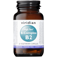 Viridian HIGH TWO Vitamin B-Complex