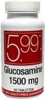 5,99 Glucosamine formule