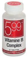 5,99 Vitamine B-complex