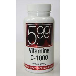 5,99 Vitamine C 1000mg