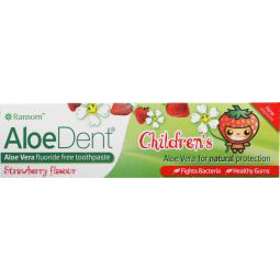 Aloe Dent Aloe vera kinder tandpasta