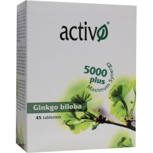 Activo Power Health Ginkgo biloba maxim power