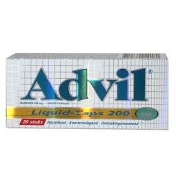 Advil .Advil liquid caps 200