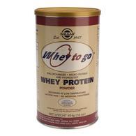 Solgar Whey To Go Protein Vanilla