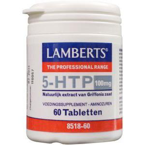 Lamberts 5HTP 100 mg.