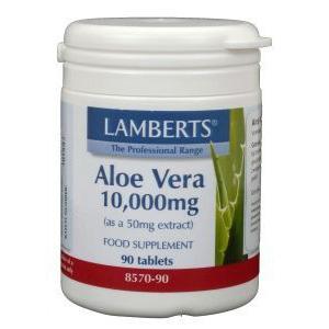 Lamberts Aloe Vera 10.000 mg.